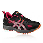 ASICS Trail-Tambora 5 Womens Pink Black Running Trail Sports Shoes Trainers