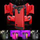For LG G4 Phone Case Slim Shockproof Brushed Armor Cover LG 4