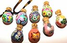 AROMATHERAPY ESSENTIAL OIL PERFUME DIFFUSER PENDANT NECKLACE ~  rrp $17.95