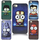 Big-eyes Superheros Cover for Samsung Galaxy S6 edge, Design Case weirdland
