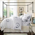 Cotton Floral Quilt/Duvet/Doona Cover Set King Double Queen Size Bed Covers New