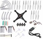 Case+Propellers+Protection Frame+Landing Gear Parts For Syma Drone X5SC-1 X5SW