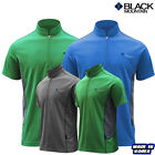 Outdoor Hiking Spring and Summer Short-Sleeved Functional Waffle Fine T-Shirt