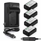 NP-FW50 Battery for Sony A6300 A6000 A5000 A3000 Alpha A7 NEX-6 5T 3N + Charger