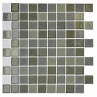 Self-Adhesive Mosaic Tile Stickers Bathroom Kitchen Transfers Transform 10x10in
