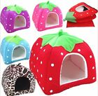 5 Color Pet Bed Dog Cat Animal Warm Soft Mat Nest Bed Puppy Small Cozy House