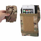 Universal Army Tactical Bag Belt Loop Hook Pouch Cover Case for Mobile Phone