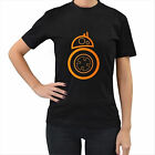 New Star Wars BB8 Droid Women Short Sleeve T-Shirt Tee