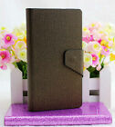 For Sony Xperia Ray ST18i Oracle Bone Vein PU Leather Flip Wallet Case Cover