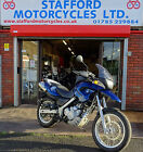 BMW F650GS. ONLY 13980 MILES. LOVELY BIKE