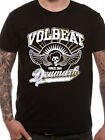 Official Volbeat (Rise From Denmark) T-shirt - All sizes