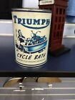 Triumph Motorcycles Cycles Bath T-shirt in a can $28.99 USD on eBay