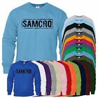 SAMCRO New Kids Sweat Top Classic Long Sleeve Gift Sweatshirt