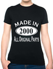 18th Birthday Made In 1998 Gift Ladies T-Shirt Size S-XXL