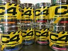 Cellucor C4 G4 pre-workout 60 servings  **FREE FITJOY PROTEIN BAR**