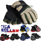 Внешний вид - Mens Ski Winter Gloves Windproof Waterproof Warm Snowboard Outdoor Sports New