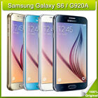 Samsung Galaxy S6 SM-G920A Factory Unlocked 32GB Smartphone-Gold Black White