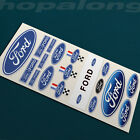 Scalextric/Slot Car Trackside/Scenic Sticker Decals x18. ps306