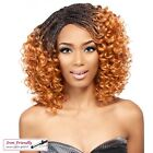 It's a Wig Synthetic Invisible Braid Lace Front Wig BRAID CURLY