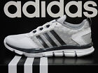 NEW ADIDAS Speed Trainer 2.0 Men's Training Shoes - White/Silver;  S84745
