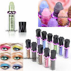 Shimmer Glitter Pigment Loose Powder Eyeshadow Single Roller Eye Shadow Makeup