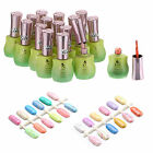 Cheese Candy 24 Color Choose Soak off Led UV Gel Polish Nail Art 15ml 0.5oz