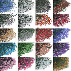1440pcs DMC Iron On Hotfix Crystal Rhinestones Many Colors SS6 (1.8-2.0mm)