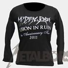 "My Dying Bride "" Albion in Ruin "" ( Longsleeve ) Girlie Shirt 105414 #"