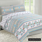 Aztec Quilt Cover Set by Apartmento - SINGLE DOUBLE QUEEN KING