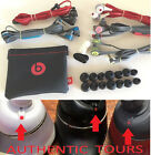 Beats by Dr. Dre Tour 2.0 2.5 Tour2 In-Ear Headphones Red Yellow Blue -Warranty