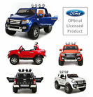 FORD RANGER LICENSED WILDTRAK 12V KIDS RIDE ON JEEP REMOTE CONTROL CAR / CARS