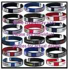 NFL Football Team Color Fan Band Ribbon Bracelets - Pick your team! $9.49 USD on eBay