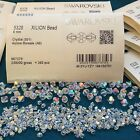 Kyпить Swarovski® Crystal Bicone Beads #5328 CRYSTAL AB - Choose 72 PC or Factory Pack на еВаy.соm