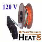 MULTIPLE 120V Thrilling Radiant Touchy Planking Heating System