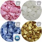 Various Colours Glass Pebbles Stone Beads Table Decoration Garden Craft Wedding