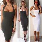 Sexy Women's Stretch Bodycon Slim Party Cocktail Evening Clubwear Pencil Dress