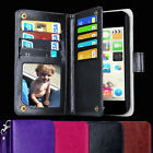 Heavy Duty PU Leather Wallet Case Magnet Cover Skin For iPhone 6plus 6splus
