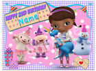 Doc McStuffins Birthday Edible Image Cake Topper Personalized Frosting SheetS