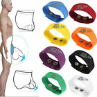3x Sexy Men's Underwear Thong C-strap Mention Ring Ball Lifter Bracelet Lingerie
