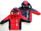 DISNEY CARS WINTER JACKET PARKA COAT SIZE 98 104 116 128