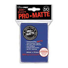 50ct Ultra Pro Pro-Matte Deck Protector Card Sleeves Magic Pokemon Standard Size