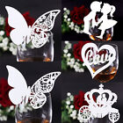 Ivory Wedding Venue Name Table Cards Invitation Decoration Place Card Pk/20