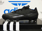 NEW ADIDAS Adizero 5-Star 5.0 Men's Football Cleats - Black/Black; AQ8137