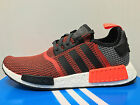 Adidas NMD R1 Nomad Lush Red Core Black S79158 7.5-13  boost prime knit ultra