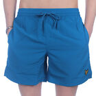 Mens Lyle & Scott Deep Cobalt Swim Shorts
