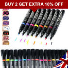 16 Colours Nail Art Pen Painting Design Tool Drawing for UV Gel Polish Manicure