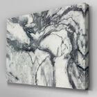 AB967 Modern marble granite Grey  Canvas Wall Art Abstract Picture Large Print