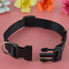Dog Collars Dog Pet Cat Puppy Nylon Collar Neck Buckle Adjustable Buckle