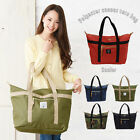 Japan ANELLO new Light Weight BIG Nappy Beach GYM Yoga Travel Shopping Tote Bag