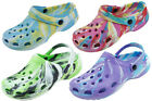 Women's Tie-Dye Garden Shoes #2098